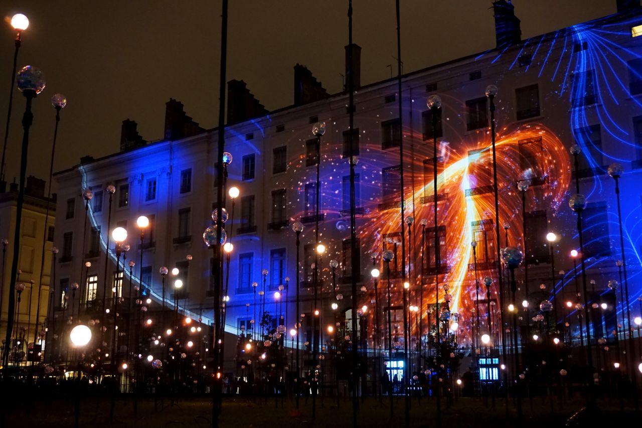 Visite de Lyon avec des Lyonnais – La Fête des Lumières