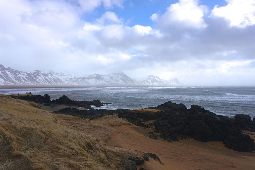 Islande en hiver – La péninsule de Snæfellsnes