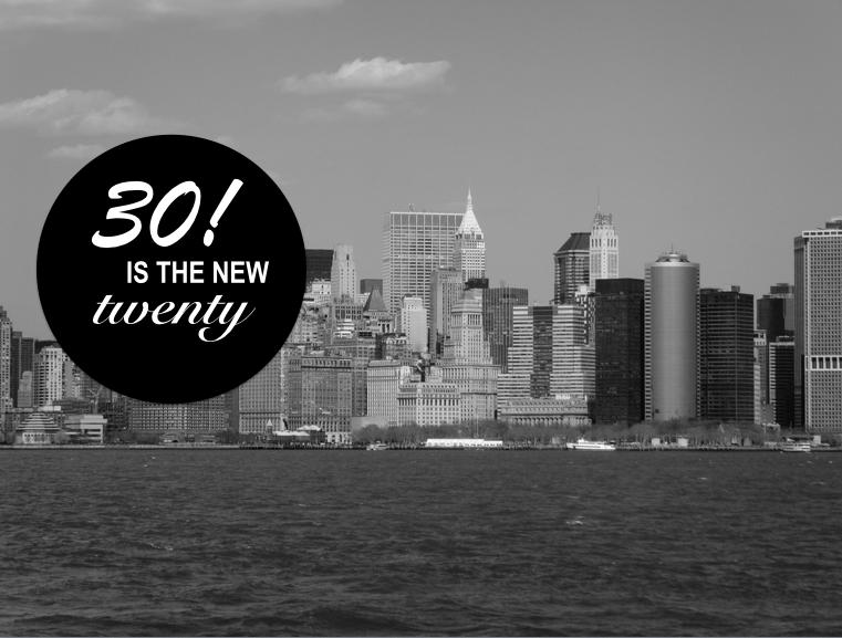 30 ans et 30 idées de voyages