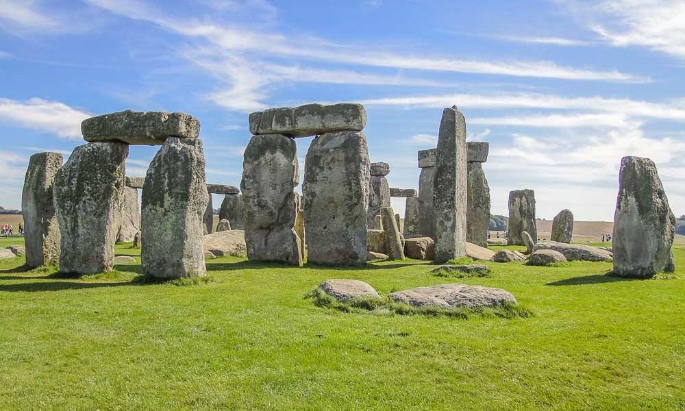 Petit déjeuner en tête-à-tête avec le Stonehenge