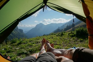 Camping au Stockhorn