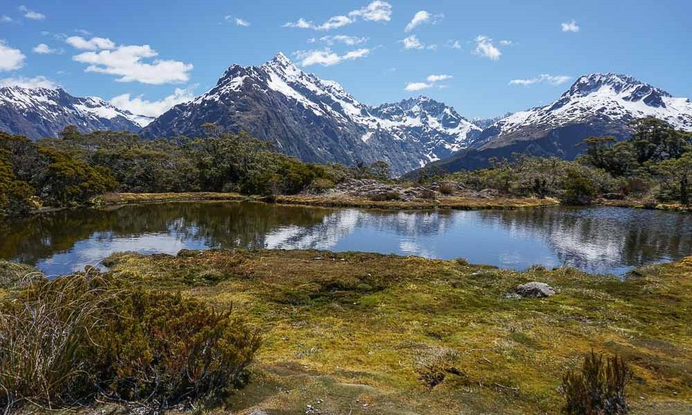 Fiordland, Milford Sound et Key Summit