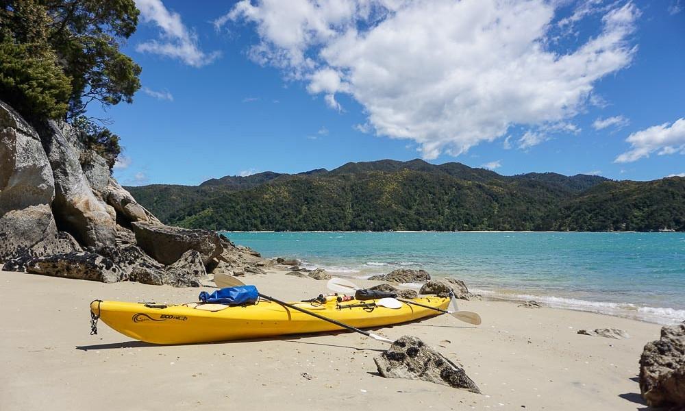 Abel Tasman et la Golden Bay
