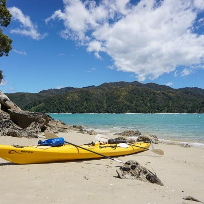 Abel Tasman et la Golden Bay
