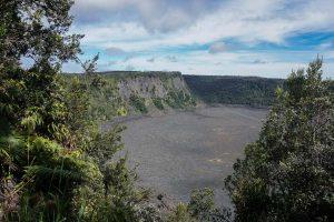 Volcanoes National Park - Big Island - Hawaii - Kilauea Iki