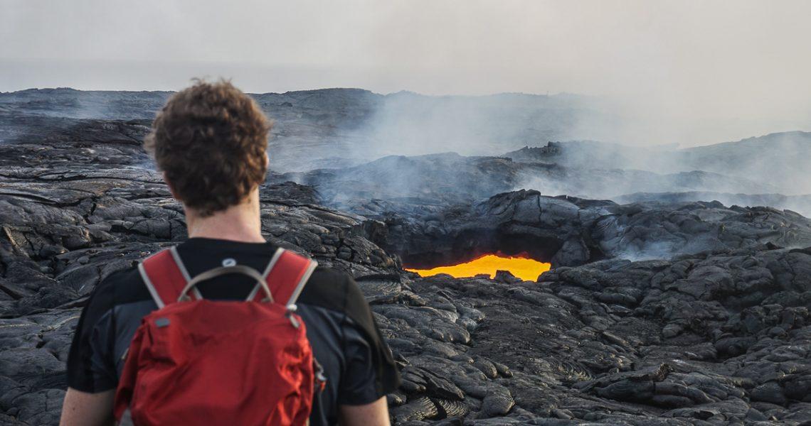 A la découverte de Volcanoes National Park à Hawaii
