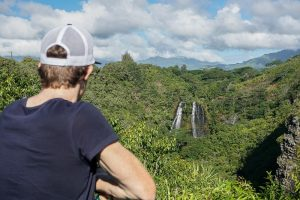 Kauai - Opaeka'a Falls