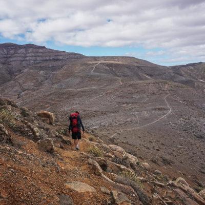 GR131 à Fuerteventura – Mode d'emploi