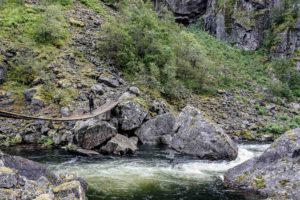 Prenez Place - Une semaine au sud de la Norvège - Voringfossen