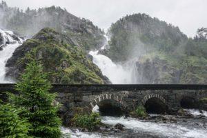 Prenez Place - Une semaine au sud de la Norvège - Latefossen