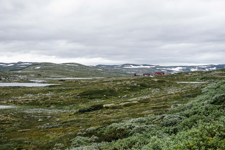 Prenez Place - Une semaine au sud de la Norvège - Hardangervidda