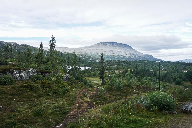 Prenez Place - Une semaine au sud de la Norvège - Gaustatoppen