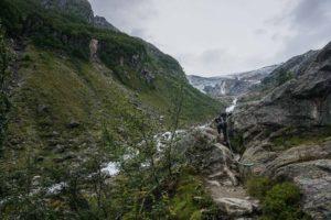 Prenez Place - Une semaine au sud de la Norvège - Buer Glacier