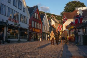 Prenez Place - Une semaine au sud de la Norvège - Bergen