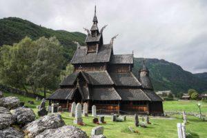 Prenez Place - Une semaine au sud de la Norvège - Borgund Stavkirke
